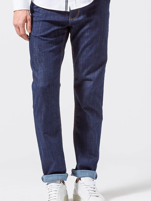 Brax Jeans Masterpiece Regular Blue Denim Cooper Jeans