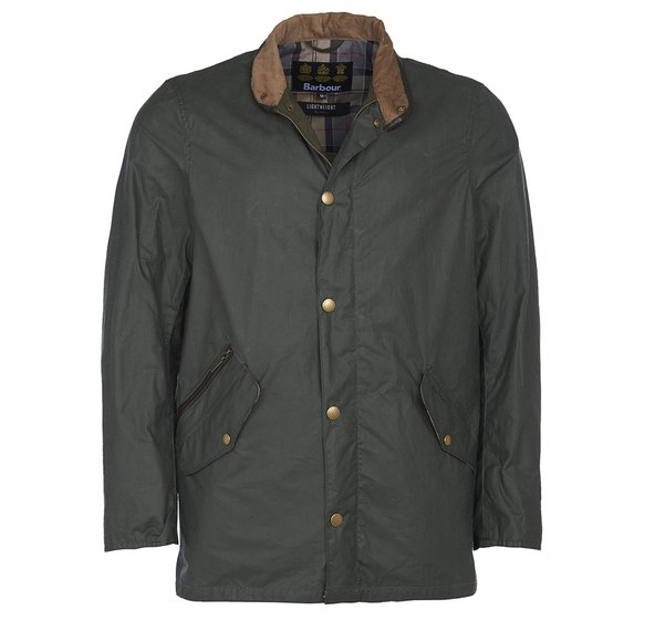 Barbour Prestbury Lightweight Wax Jacket
