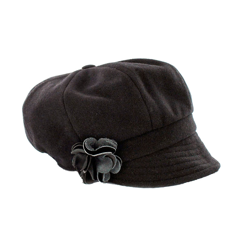 Ladies Mucros Newsboy Cap